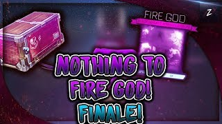*FINALE* TRADING FROM NOTHING TO FIRE GOD! *EP6* | BUYING THE FIRE GOD MYSTERY DECAL!