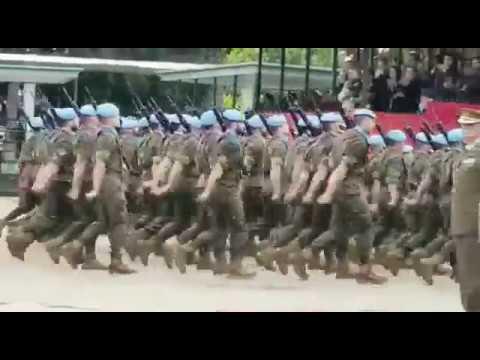 Unos 700 soldados de la Brilat ponen rumbo a Mali y Líbano