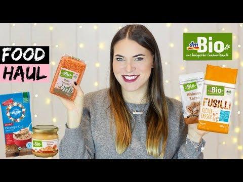 Dm FOOD HAUL - Lebensmittel Bei Dm Kaufen| Pia Pietsch