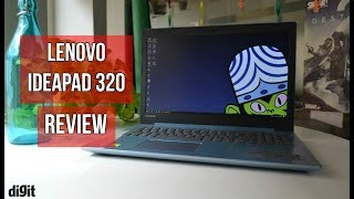 Lenovo Ideapad 320 Core i5 Review Digit in