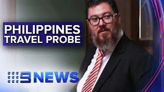 George Christensen's fresh travel scrutiny   Nine News Australia