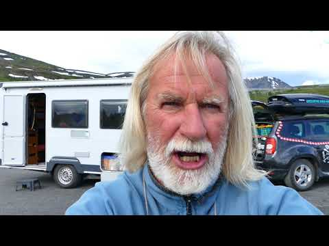 2018.07. 17 EURO-Trip 2018: Durch Norwegens FINNMARK