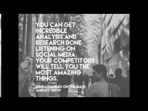 Brian Moran on the Power of Social Listening