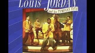 Louis Jordan & The Tympany 5 - World War II,  Jubilee Radio Shows.1943-1945