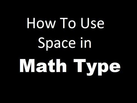 Latex space in math mode