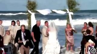 Komik Düğün Kazaları Videoları Düğünde İnanılmaz Kazalar