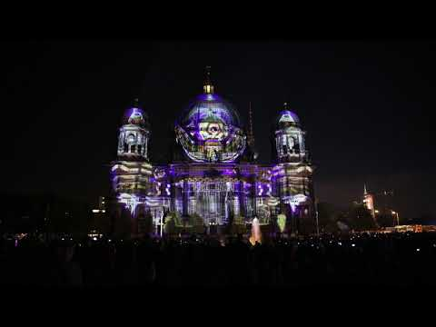 05 Mindscape - Romania | 3. Festival of Lights Award | Berlin Cathedral