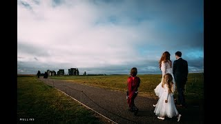 Druid Wedding at Stonehenge