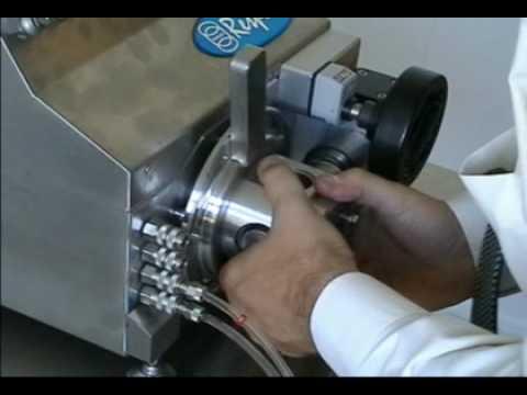 Emrich Industries - Adelphi Response Pneumatic Filling Machine.mpg