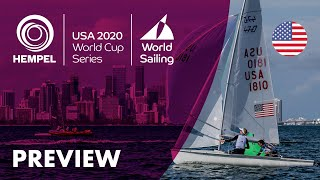 Preview | Hempel World Cup Series Miami 2020