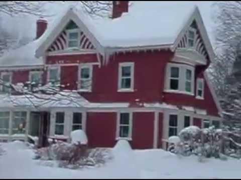 Houlton Maine Winter Snowstorm...Be In One In Aroostook County!