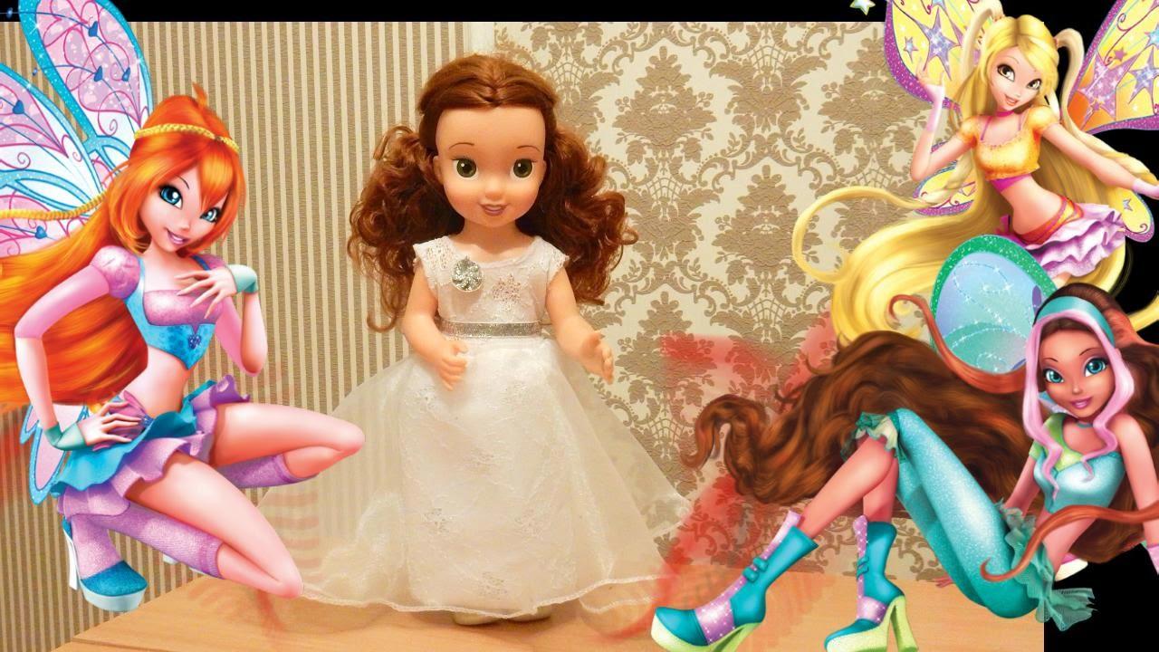 Текстильные куклы - мастер-класс: как