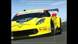 Real Racing 3 - GTE-Pro: Chevrolet and Porsche 11/2 (Legacy Content)