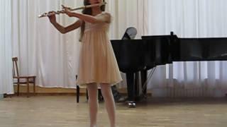 La flûte - Флейта