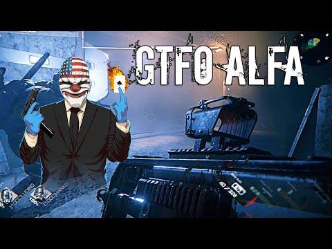 PayDay 2 c зомбями I GTFO Альфа