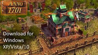 Get Anno 1701 AD for PC free download - Link in description