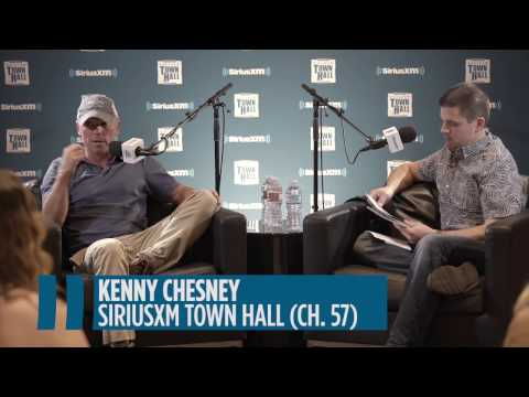 Kenny Chesney: There's A Lot Of Songs About Right Now // SiriusXM // Kenny Chesney's No Shoes Radio