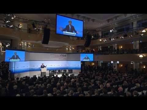 Secretary Kerry Delivers Remarks at 52nd Munich Security Conference