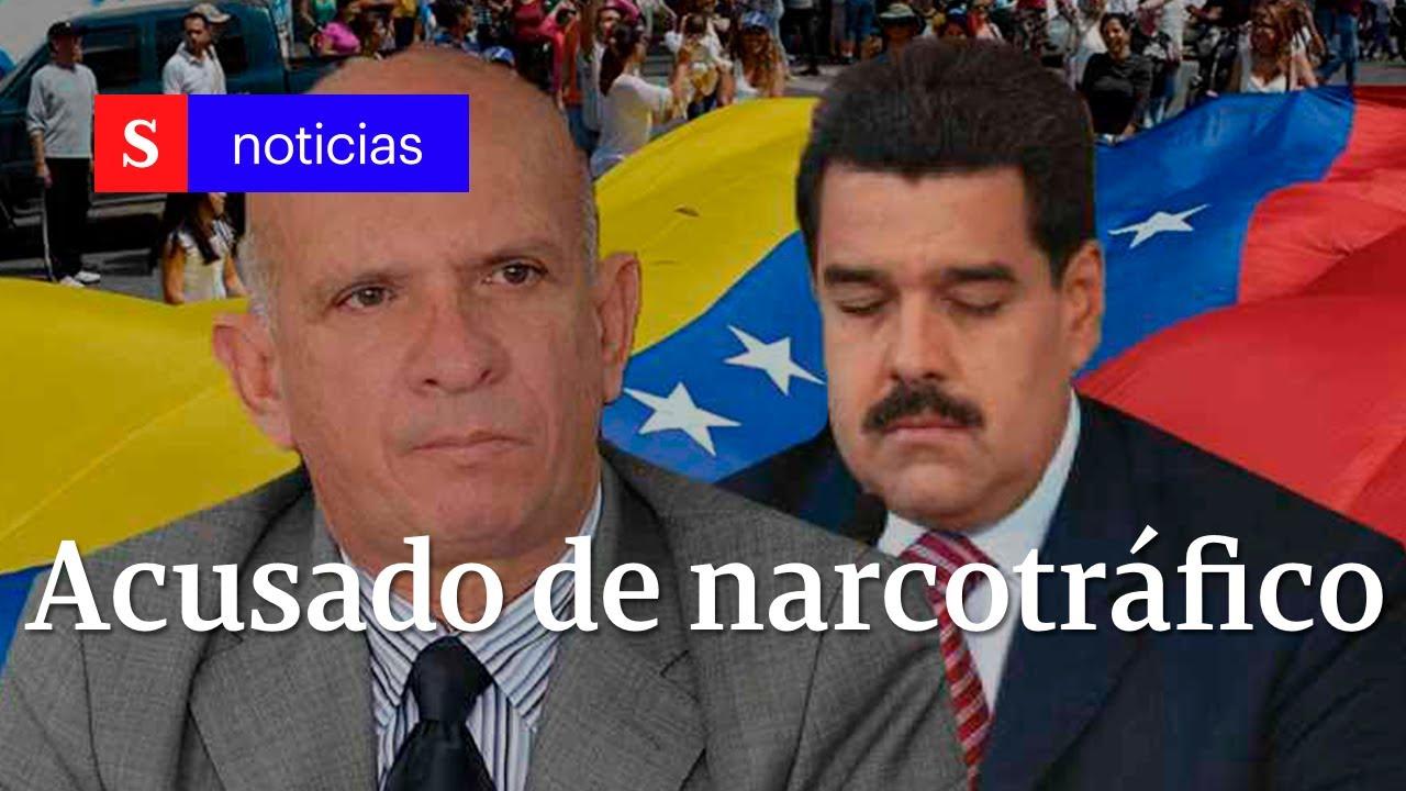Exgeneral venezolano Hugo Carvajal es entregado a EE.UU. | Semana Noticias