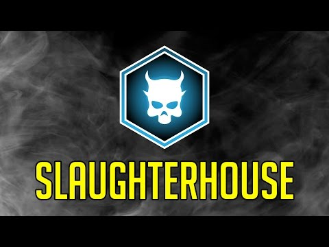 [Payday 2] One Down Difficulty - Slaughterhouse