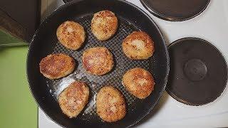 Первая свежесть Куриные шарики как готовить