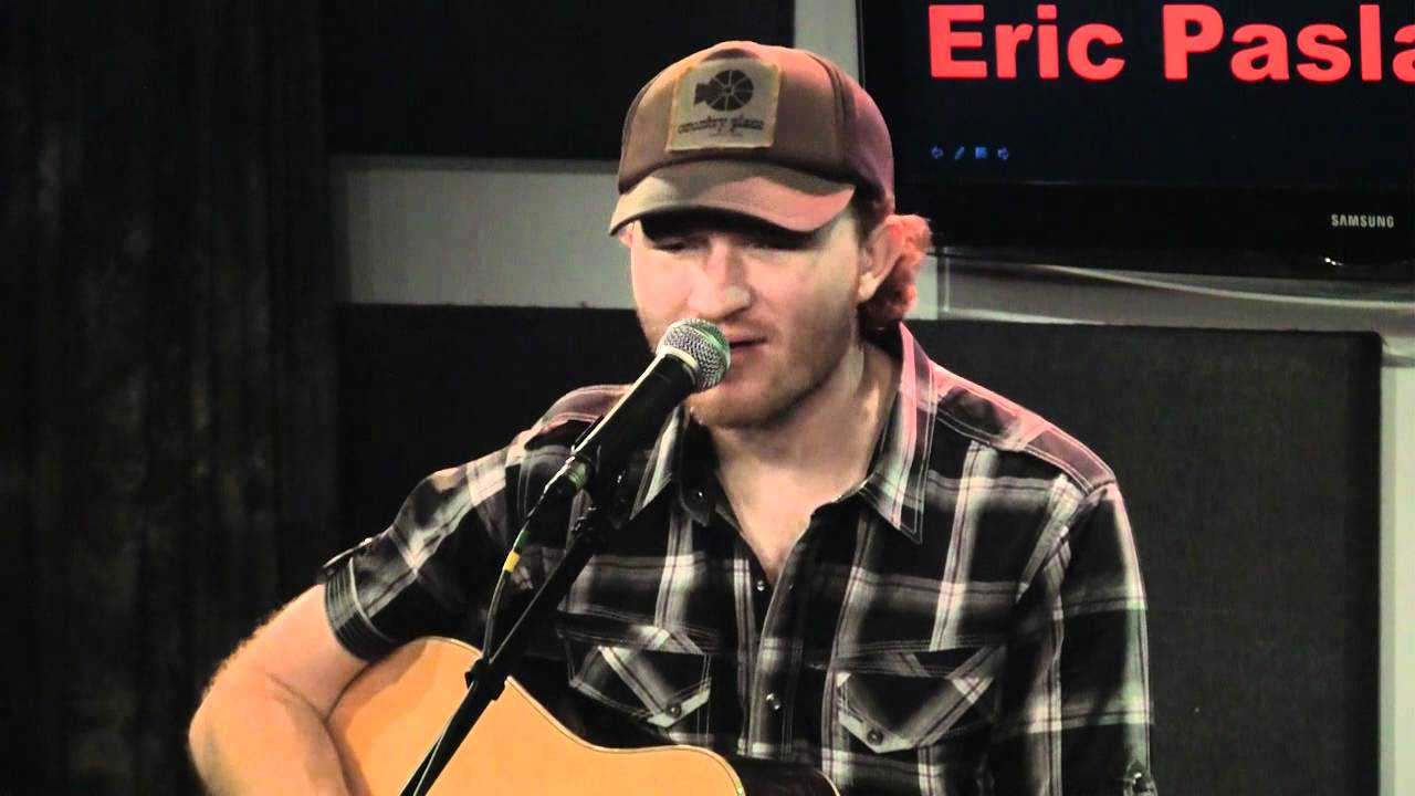 Eric Paslay Never Really Wanted Youtube