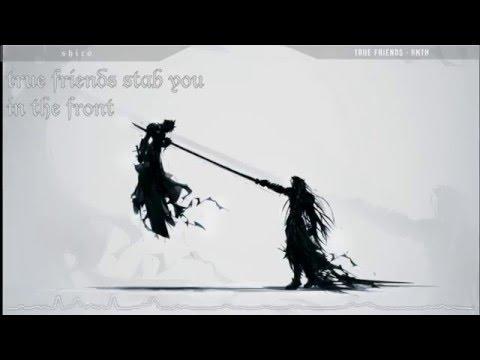 Nightcore - True Friends BMTH - Lyrics