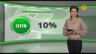 «Пенсия KZ» с Жанной Рахимжановой от 11.09.2018