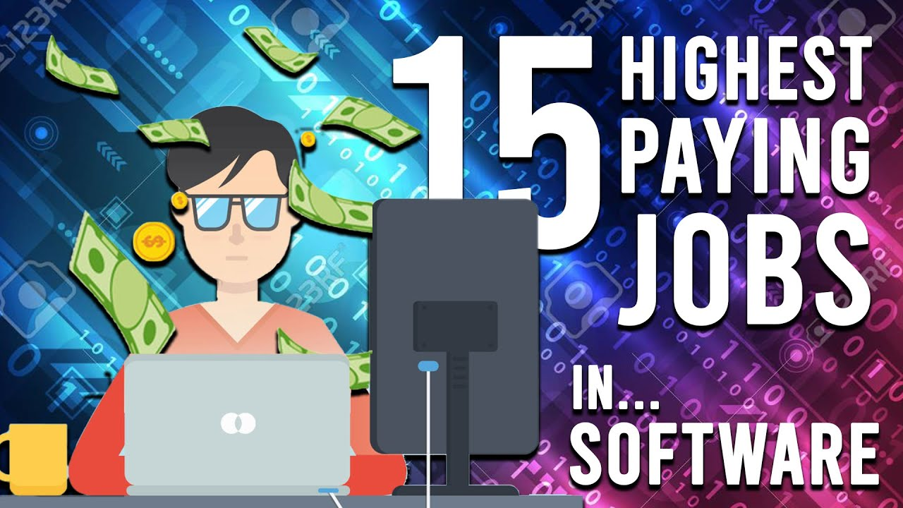 Top 15 Highest Paying Software Developer Jobs In 2021