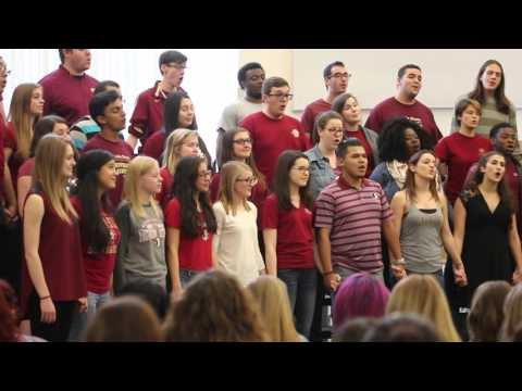 """Kanaval"" by Sydney Guillaume; Florida State University Singers"