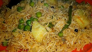 इस तरह से बनायेंगें आलू मटर पुलाव तो उगलियॉं चाटते रह जायेंगे- Delicious Aloo Matar Pulao
