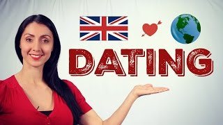 LEARN ENGLISH / ENGLISH LESSON / BRITISH ENGLISH LIVE: Dating