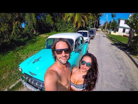 Cuba Travels: Havana & Vinales - DJI Phantom Drone GoPro