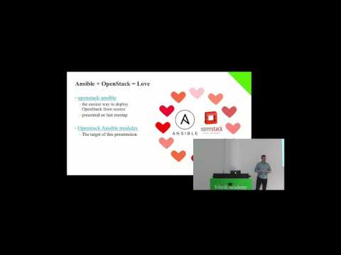 Automate OpenStack with Ansible 2.0