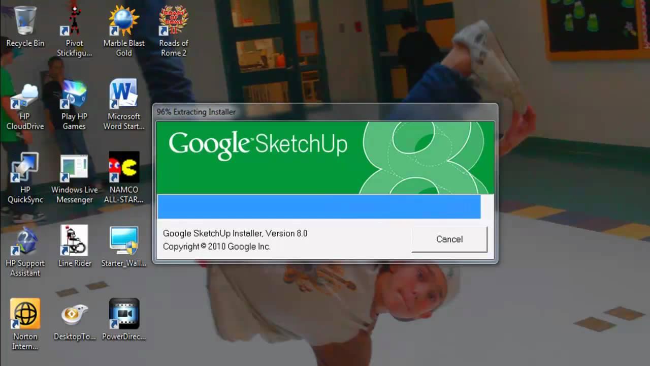 google sketchup 8 free download windows 10