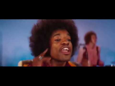 Jimi : All Is By My Side [ 2013 Movie ] - The Jimi Hendrix Experience Live Performance.