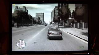 GTA4 - GTX 570 SC - Benchmark/Gameplay - PC HD