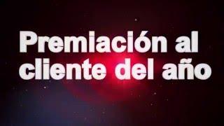 PREMIACION AL CLIENTE DE AÑO DELUXE JEANS 2015