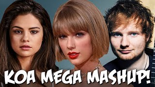 2017 Key of Awesome MEGA MASHUP!