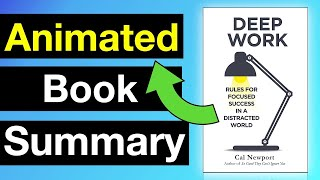 Download Deep Work Book Summary (Animated)