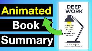 Download Deep Work Book Summary (Animated)