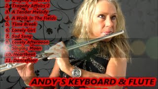 ANDY`S KEYBOARD & FLUTE SOLOS  Tragedy Affairs 2