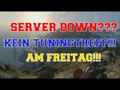 GTA 5 ONLINE: ROCKSTAR SERVER DOWN!!!