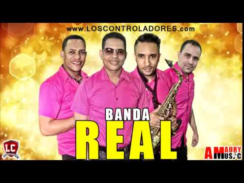 Banda Real - Los Lideres (30 Canciones)