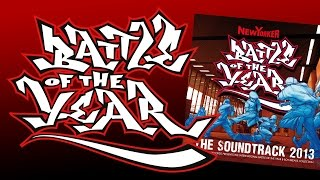 Mr. Confuse - Inner City Motion (Battle Of The Year 2013 BOTY Soundtrack)
