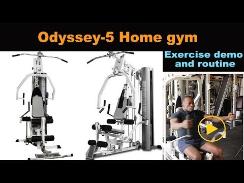 Dr Gene James- Odyssey-5 exercise demo
