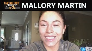 Mallory Martin Talks Invicta FC 31 Matchup & Cancelled Fight Where Opponent Was 18lbs Overweight