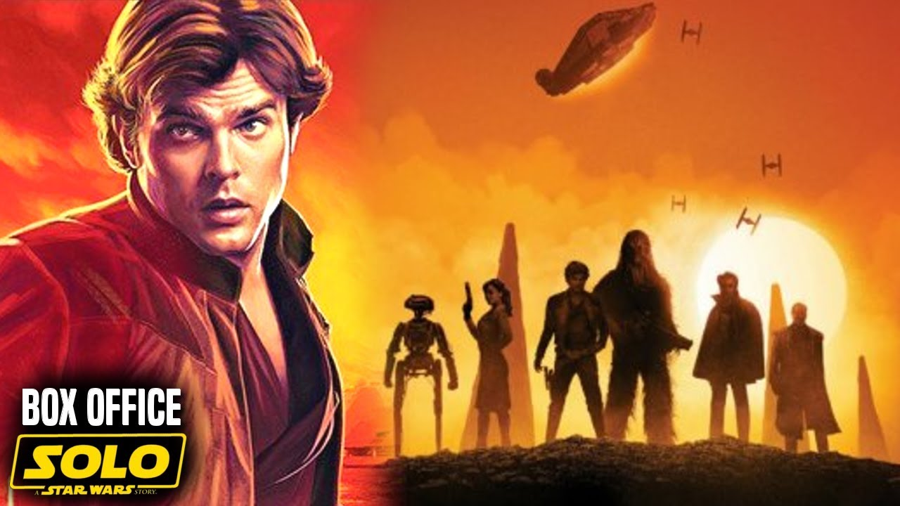 Solo A Star Wars Story Least Money Of Disney Star Wars Opening Projections