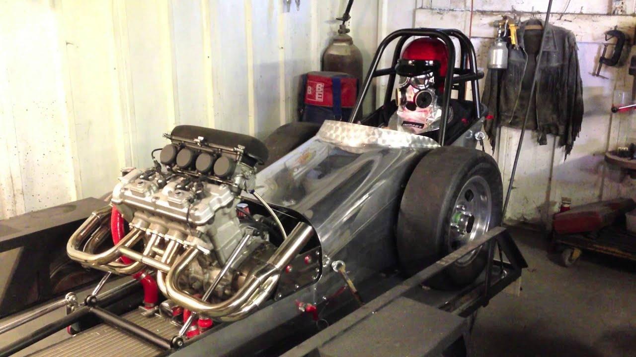 Kawasaki Engine Fed