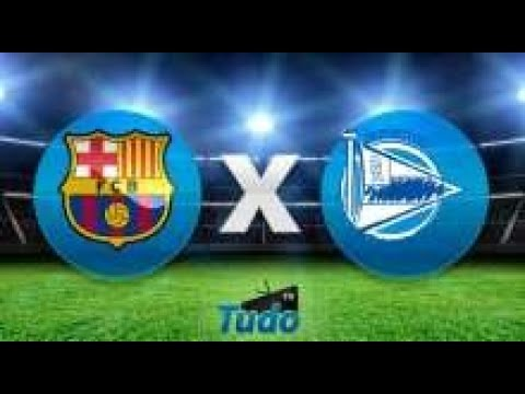 Assistir Barcelona X Alaves Ao Vivo 28 01 2018 Youtube